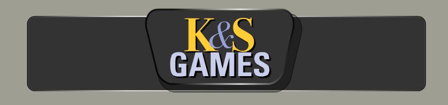 K&S Games | Lancaster, PA
